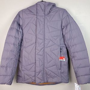 NWT The North Face Hooded Puffer Jacket